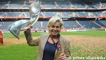 Frauen-EM Finale Deutschland Norwegen Silvia Neid Pokal