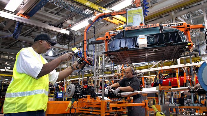 Ford facility in Michigan (Getty Images)