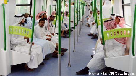 Saudi Arabien Eisenbahn Archiv 2010