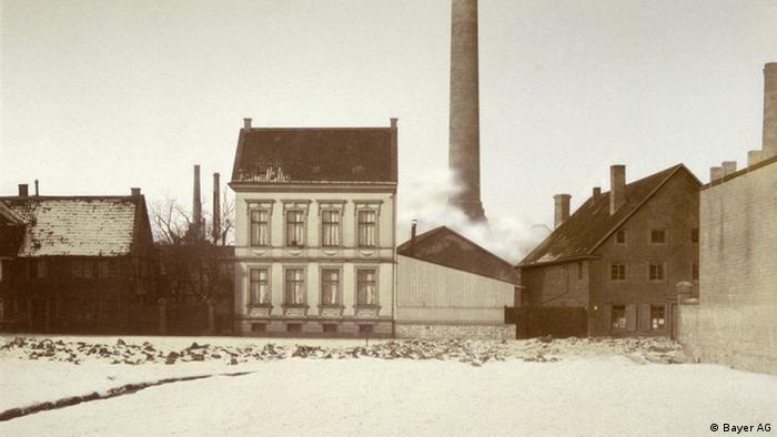 Friedrich Bayer Wohnhaus