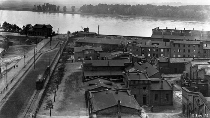 Bayer Leverkusen im Jahr vor 1900