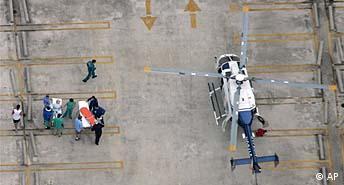 New Orleans / Katrina: Evakuierung per Hubschrauber