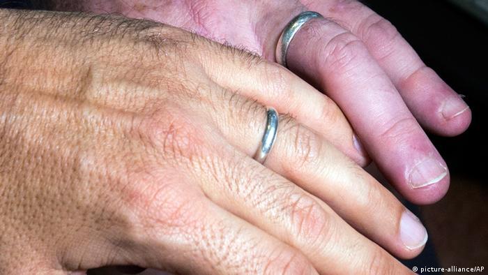 Gleichgeschlechtliche Ehe in den USA