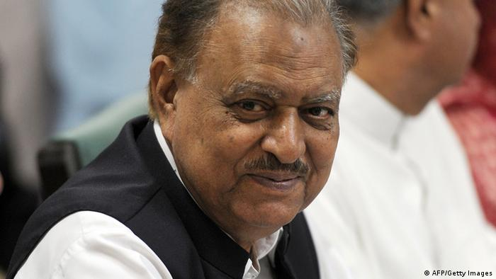 Mamnoon Hussain (Foto: AFP/Getty Images)