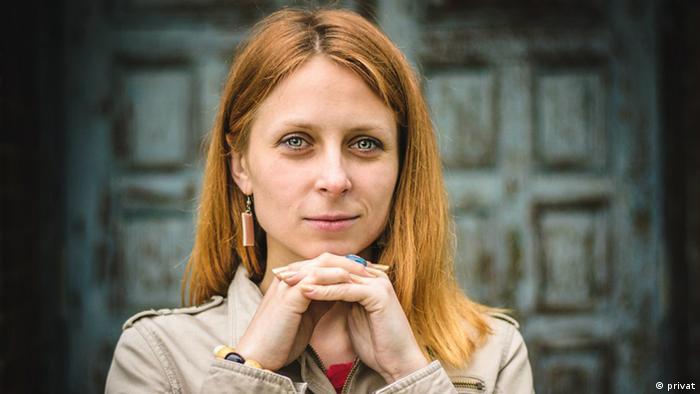 Volha Malafeyechava (photo: privat).