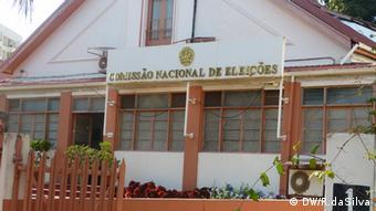 CNE Mosambik (DW/R.daSilva)