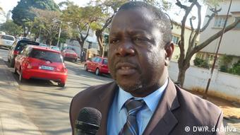 Lutero Simango, Mitglied der MDM-Partei