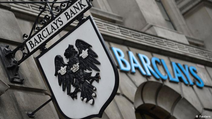 Symbolbild Barclays Probleme (Reuters)