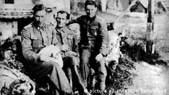 SS-Untersturmführer Heinz Barth
