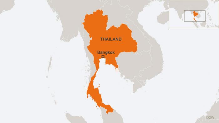 30.07.2013 DW online Karten Thailand Bankok englisch