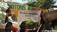 Mali Präsidentschaftswahl 30./31. Juli