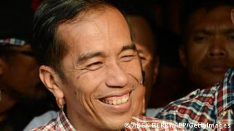 Gouverneur von Jakarta Joko Widodo