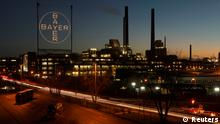 Bayer AG - Werk in Leverkusen