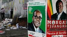 Wahl Simbabwe 2013