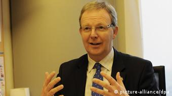 Der CDU-Europaparlamentarier Axel Voss (Foto: dpa)