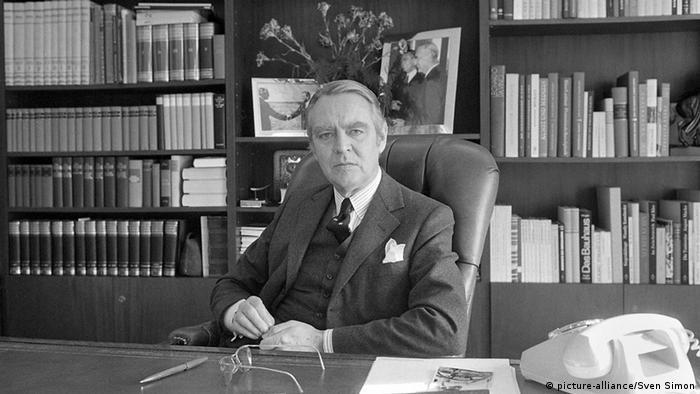 Berthold Beitz gestorben