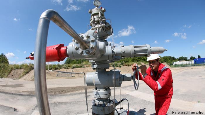 Ketzin CCS Speicherung CO2