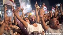 Ägypten Proteste von Mursi-Anhängern 31.07.2013