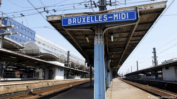 Belgium strike cuts off Germany, France and Netherlands