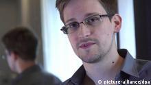 Edward Snowden verlässt Flughafen Moskau