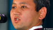 Mukhtar Ablyazov aus Kasachstan Archiv 2006