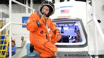 NASA astronaut Randy Bresnik Copyright: NASA