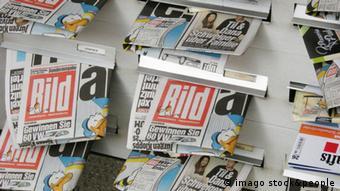 Springerpresse Bildzeitung