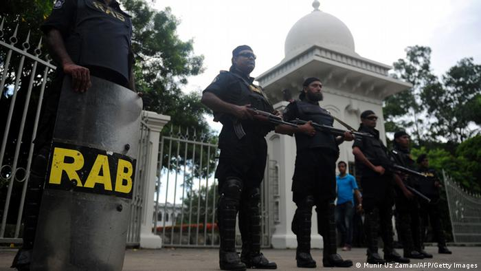 Bangladesch Verbot der Islamistischen Partei Jamaat-e-Islami (Munir Uz Zaman/AFP/Getty Images)
