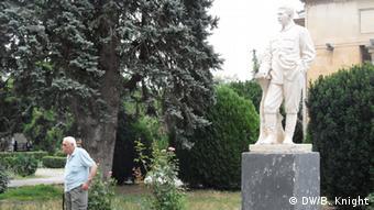 Foto: Ben Knight Datum: 17. 7. 2013 Stalin Statue, Gori, Georgien FREI FÜR SOCIAL MEDIA