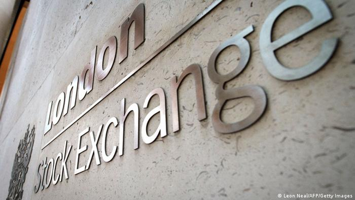 London Stock Exchange Börse Großbritannien