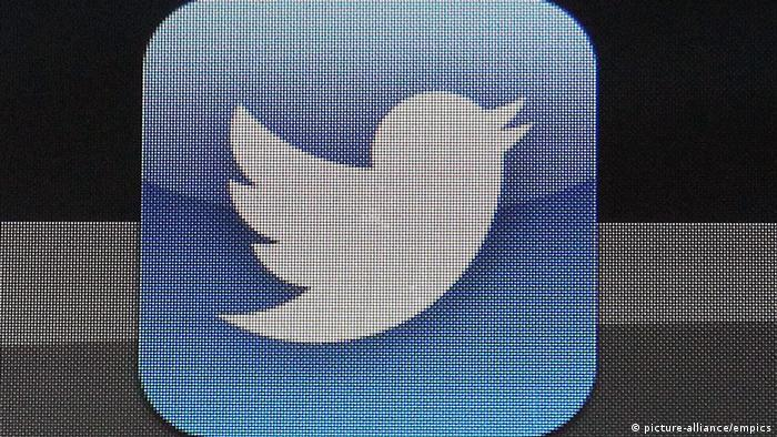 Screenshot of the Twitter logo Photo: Niall Carson/PA Wire URN:17170392