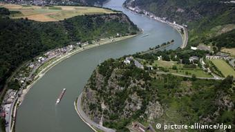 Mittelrheintal Loreley