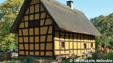 Freilichtmuseum Kommern. Rheinische Landesmuseum für Volkskunde. Copyright: DW / Maksim Nelioubin