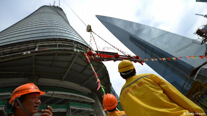 China - Shanghai Tower