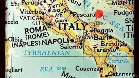 Bildergalerie Einwanderung Immigration Italien Afrika Senegal