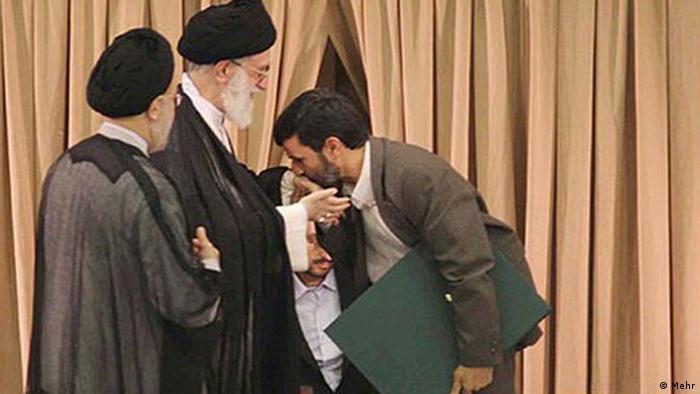 Anerkennung der DPR in Iran (Mehr)