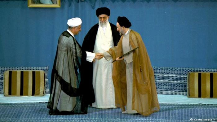 Anerkennung der DPR in Iran