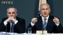 Netanjahu und Steinitz