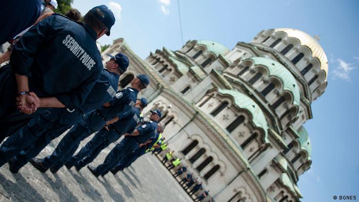 Bulgarien Demonstration Protest gegen die Regierung