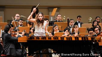 Arab Youth Philharmonic Orchestra Copyright: Kai Bienert