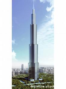 Така един ден ще изглежда небостъргачът Sky City в Чанша
