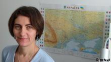Übersetzerin Sofiya Onufriv Deutsch Ukrainisch Literatur Ukraine Deutschland Berlin