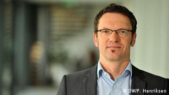 Ludger Schadomsky is deputy head of DW's Africa service