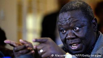 Der ehemalige Premierminister Morgan Tsvangirai (Foto: AFP)