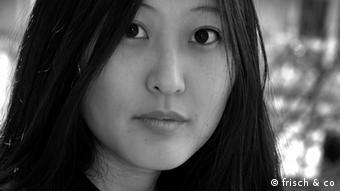 Austrian author Anna Kim