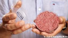In-vitro-Fleisch Overlay