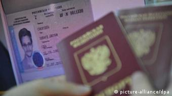 Russland Symbolbild Asyl Edward Snowden