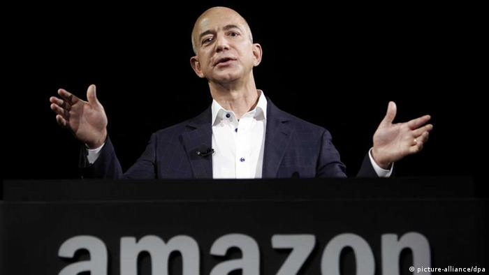 Amazon-Gründer Jeff Bezos