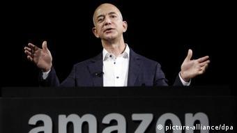 جف بزوس، بنیانگذار شرکت آمازون دست به خرید روزنامه واشنگتن پست زد