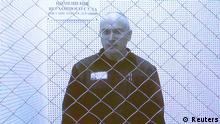 Russland Prozess Mikhail Khodorkovsky